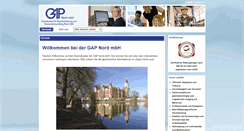 Preview of gap-nord.de